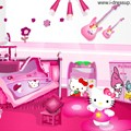 Домик Hello Kitty